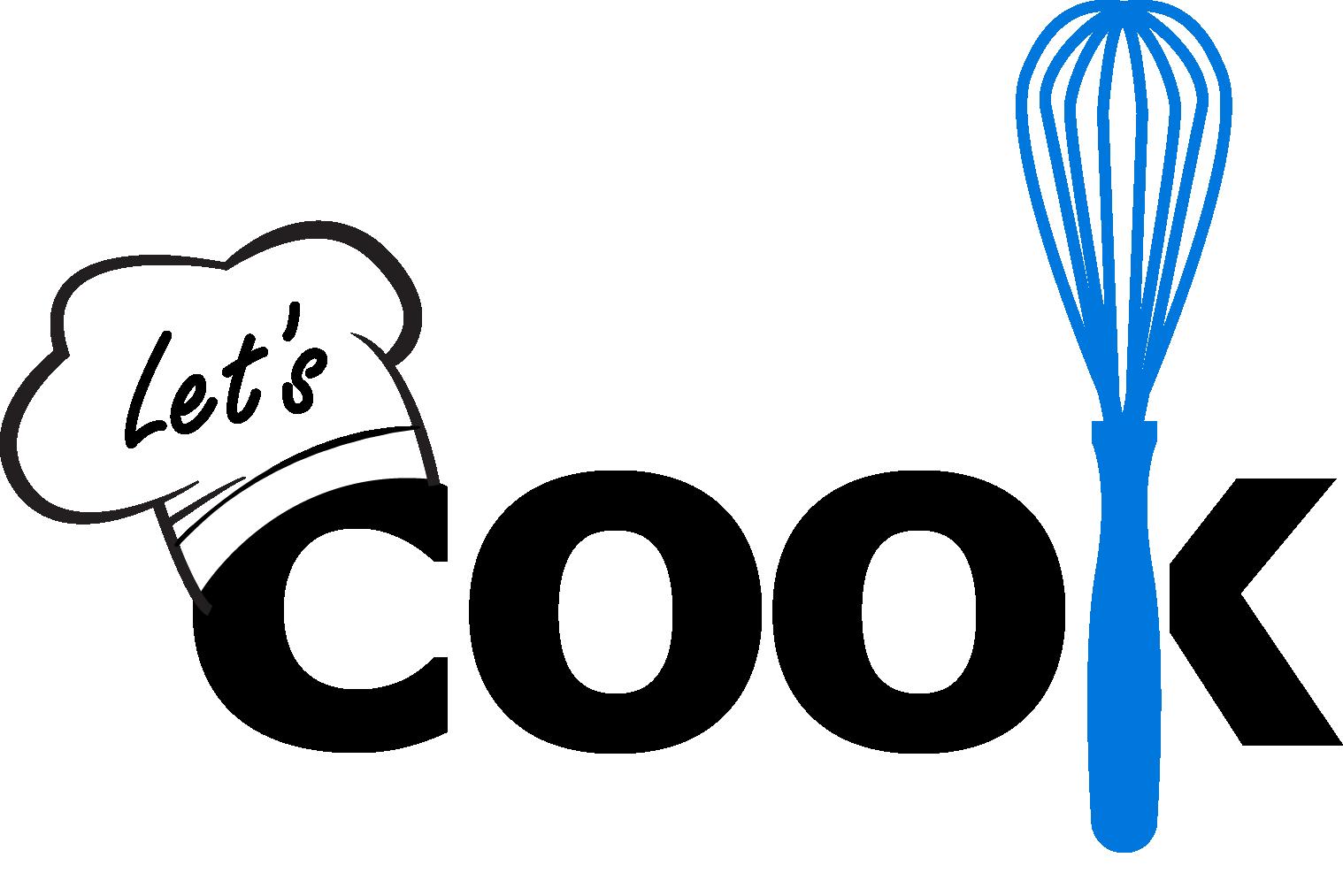 Image result for lets cook logo